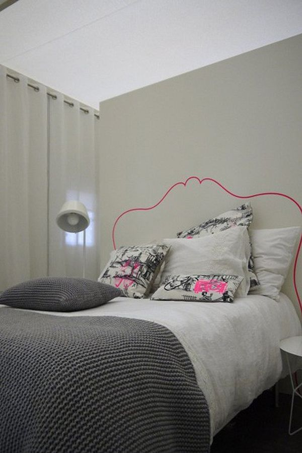 100 Inexpensive and Insanely Smart DIY Headboard Ideas for Your Bedroom Design homesthetics (50)