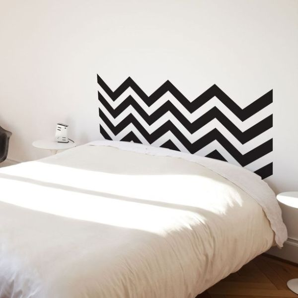100 Inexpensive and Insanely Smart DIY Headboard Ideas for Your Bedroom Design homesthetics (60)