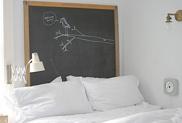 100 Inexpensive and Insanely Smart DIY Headboard Ideas for Your Bedroom Design homesthetics (61)