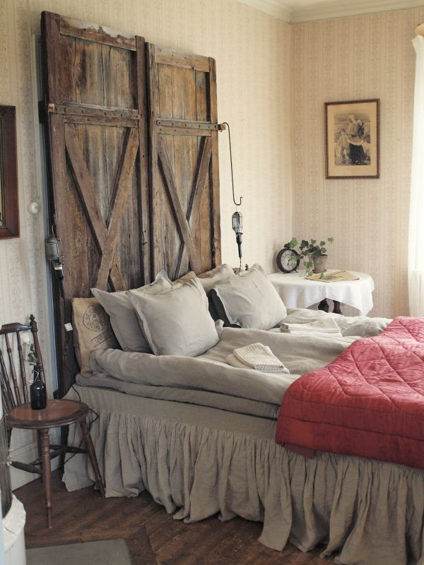 100 Inexpensive and Insanely Smart DIY Headboard Ideas for ...