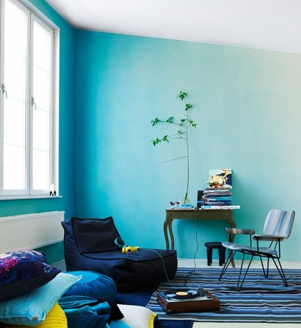 Interior Wall Paint Ideas Part - 45: 100+ Interior Wall Painting Ideas You Will Love-homesthetics.net (31)