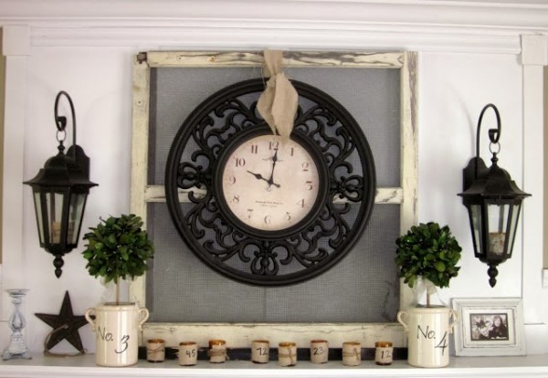 100+ Simple and Spectacular Ideas on How to Recycle Old Windows homesthetics decor (3)