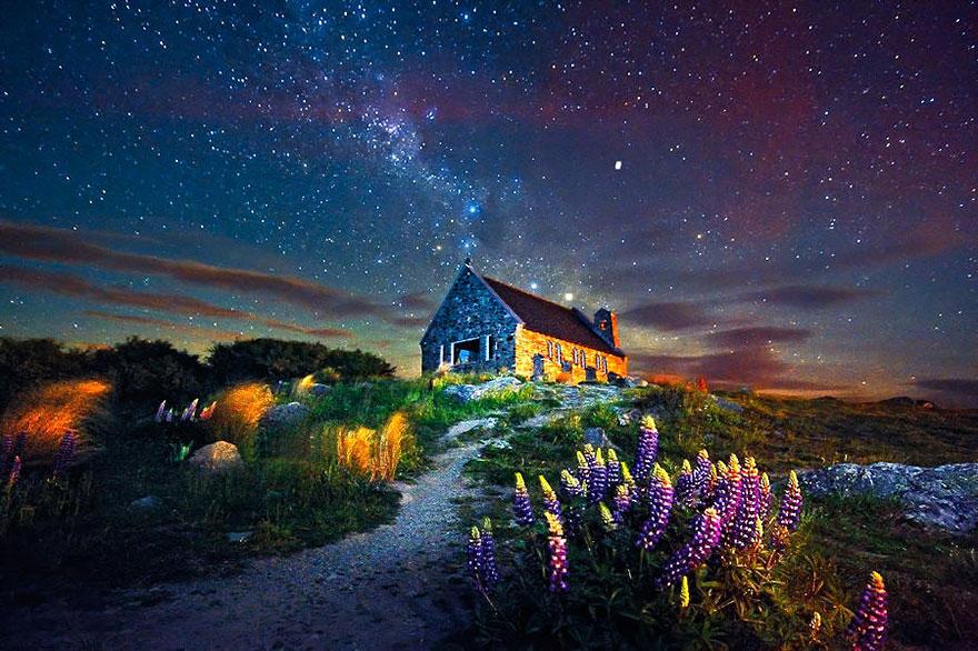 20 Perfect Lonely Little Houses Blending in Nature For The Quiet Calm Solitary Souls  homesthetics (18)