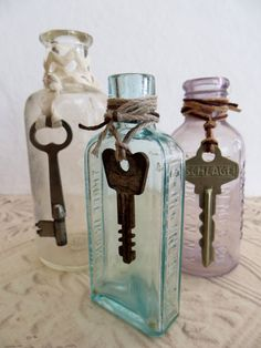 23 Magnificently Beautiful Vintage Looking DIY Key Crafts to Accessorize Your Decor homesthetics (23)