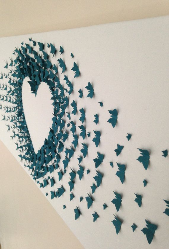 30 Insanely Beautiful Examples of DIY Paper Art That Will Enhance Your Decor homesthetics decor (15)