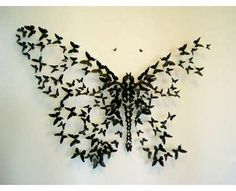 30 Insanely Beautiful Examples of DIY Paper Art That Will Enhance Your Decor