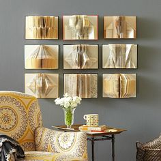 30 Insanely Beautiful Examples of DIY Paper Art That Will Enhance Your Decor homesthetics decor (4)
