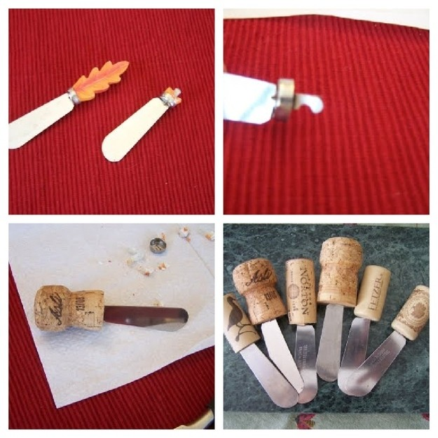 #3 - CREATE CHEESE KNIVES