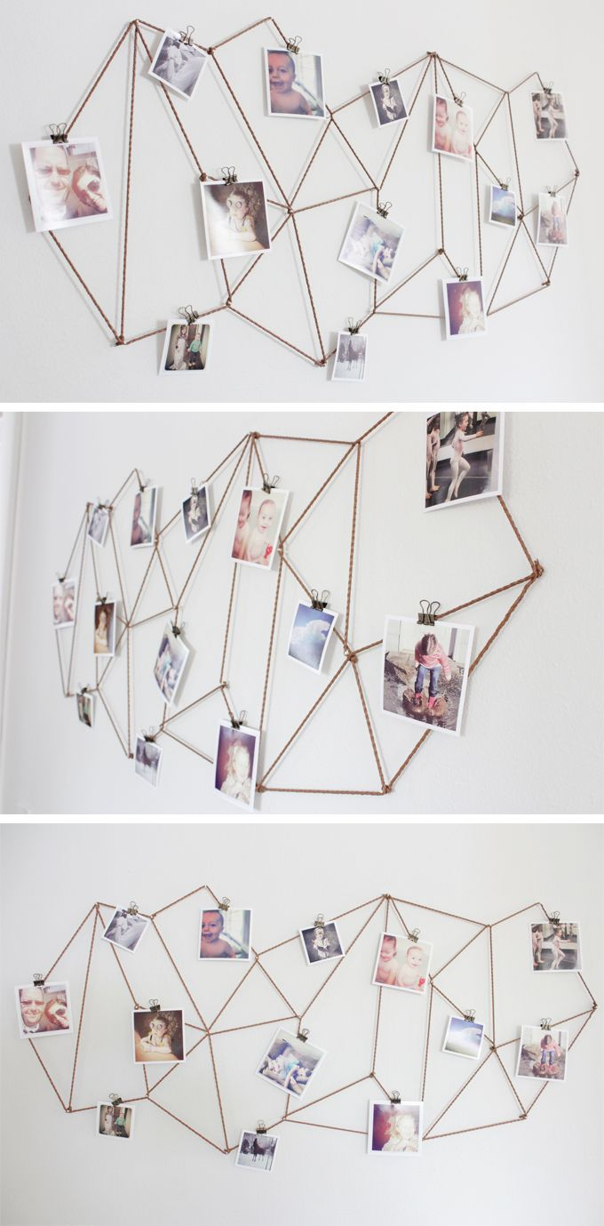 30 Rope projects and Decorating Ideas For A Nautical Theme_homestheics (2)