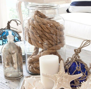 30 Rope projects and Decorating Ideas For A Nautical Theme_homestheics (5)