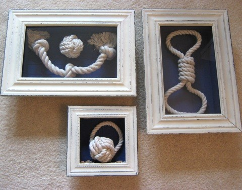 30 Rope projects and Decorating Ideas For A Nautical Theme_homestheics (8)