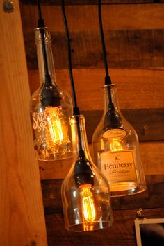32 Insanely Beautiful Upcycling Projects For Your Home -Recycled Glass Bottle Projects homesthetics decor (23)