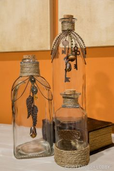 32 Insanely Beautiful Upcycling Projects For Your Home -Recycled Glass Bottle Projects homesthetics decor (4)