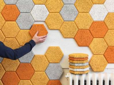 33 Creative 3D Wall Art Projects Meant to Beautify Your Space Through Color Texture and Volume homesthetics  (2)