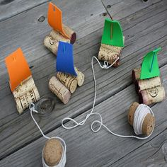 35 Clever and Creative DIY Cork Crafts That Will Enhance Your Decor Beautifully  homesthetics decor (11)