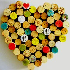 35 Magnificently Beautiful Smart DIY Cork Crafts For Your Interior Decor homesthetics (22)