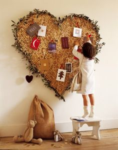 35 Magnificently Beautiful Smart DIY Cork Crafts For Your Interior Decor homesthetics (5)