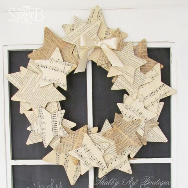 35 Sensible Vintage-Like DIY Book Paper Decoration Projects For Your ...
