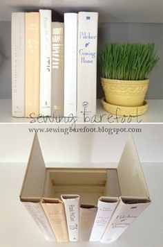 35 Sensible Vintage-Like DIY Book Paper Decoration Projects For Your Home homesthetics decor (20)