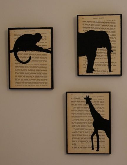 35 Sensible Vintage Like DIY Book Paper Decoration Projects For