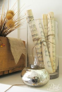 35 Sensible Vintage-Like DIY Book Paper Decoration Projects For Your Home homesthetics decor (7)