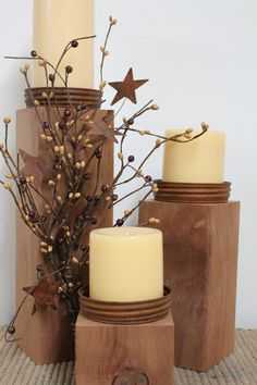 40 Extremely Clever DIY Candle Holders Projects For Your Home homesthetics decor (11)