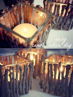 40 Extremely Clever DIY Candle Holders Projects For Your Home homesthetics decor (12)