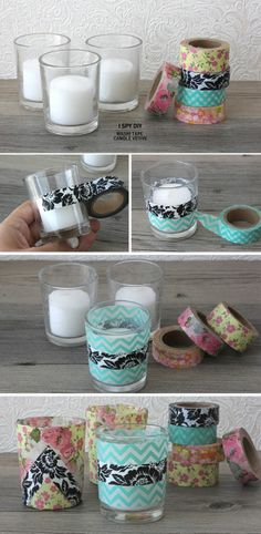 40 Extremely Clever DIY Candle Holders Projects For Your Home homesthetics decor (22)