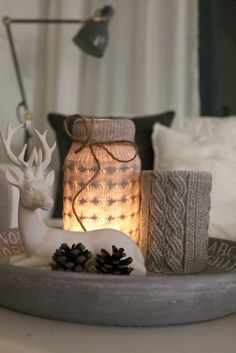 40 Extremely Clever DIY Candle Holders Projects For Your Home homesthetics decor (24)