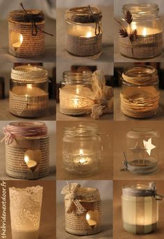 40 extremely clever diy candle holders projects for your home homesthetics decor 28 - Diy Candle Holders