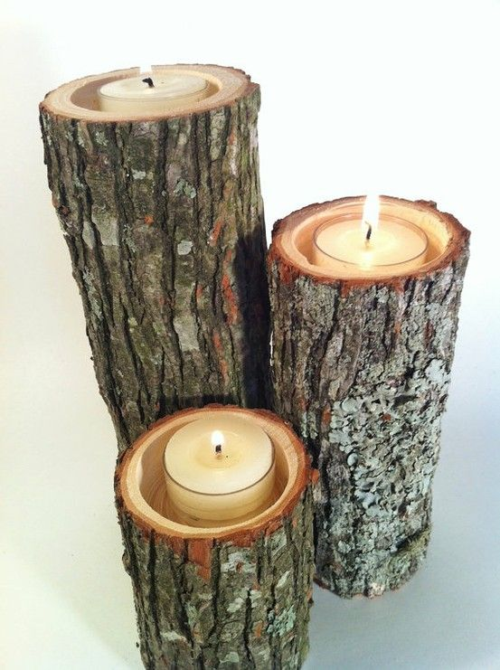 Diy Candle Holders Part - 38: 40 Extremely Clever DIY Candle Holders Projects For Your Home Homesthetics  Decor (32)