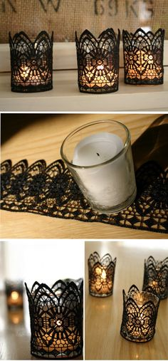40 Extremely Clever DIY Candle Holders Projects For Your Home homesthetics decor (36)