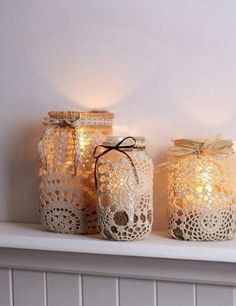 40 Extremely Clever DIY Candle Holders Projects For Your Home homesthetics decor (4)