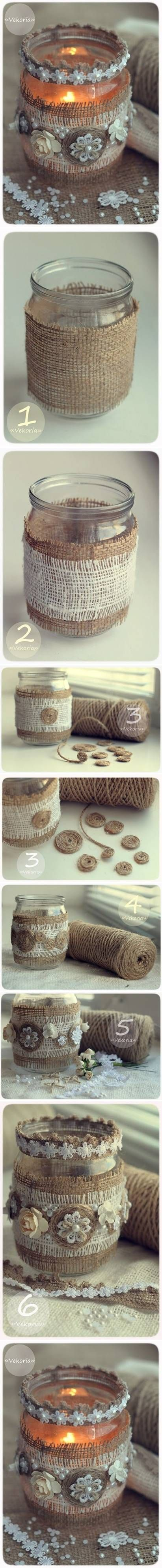40 Extremely Clever DIY Candle Holders Projects For Your Home homesthetics decor (5)