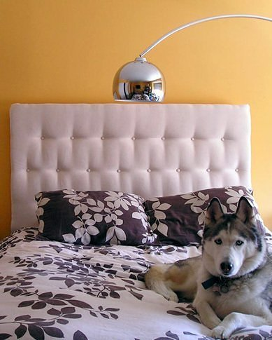 41 DIY Headboard projects (1)