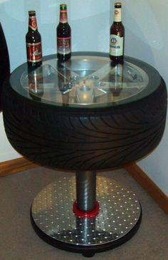 42 Simply Brilliants Ideas of How to Recycle Old Car Parts Into Furnishing  homesthetics (17)