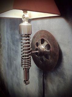 42 Simply Brilliants Ideas of How to Recycle Old Car Parts Into Furnishing  homesthetics (19)