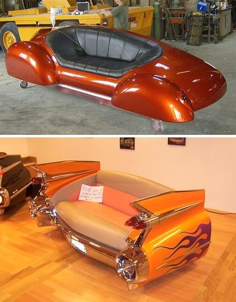 42 Simply Brilliants Ideas of How to Recycle Old Car Parts Into Furnishing  homesthetics (2)