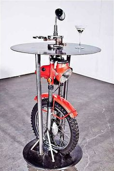 42 Simply Brilliants Ideas of How to Recycle Old Car Parts Into Furnishing  homesthetics (20)