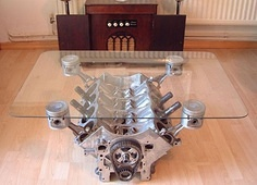 42 Simply Brilliants Ideas of How to Recycle Old Car Parts Into Furnishing  homesthetics (25)