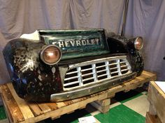 42 Simply Brilliants Ideas of How to Recycle Old Car Parts Into Furnishing  homesthetics (31)