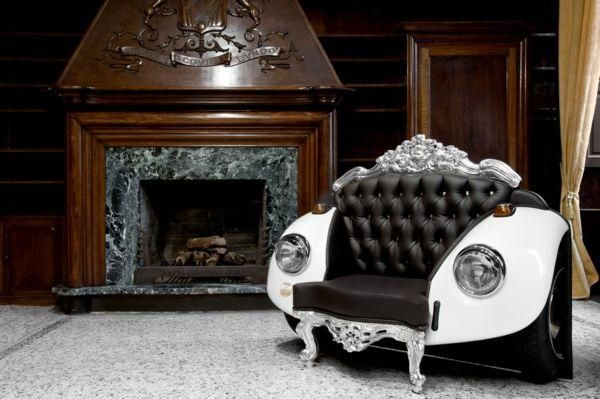 42 Simply Brilliants Ideas of How to Recycle Old Car Parts Into Furnishing  homesthetics (4)