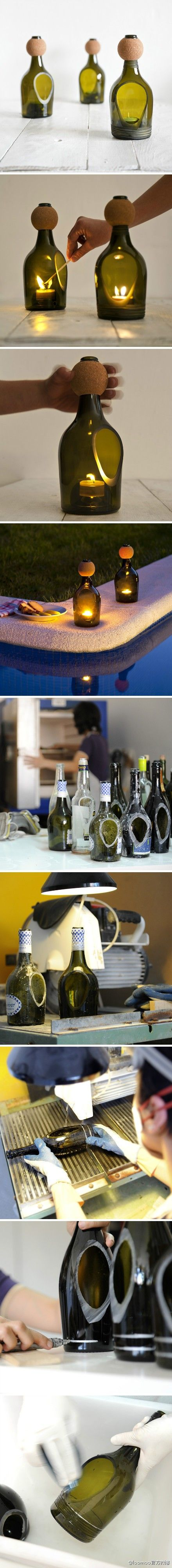 44 Simple DIY Wine Bottles Crafts And Ideas-HOMESTHETICS.NET (12)