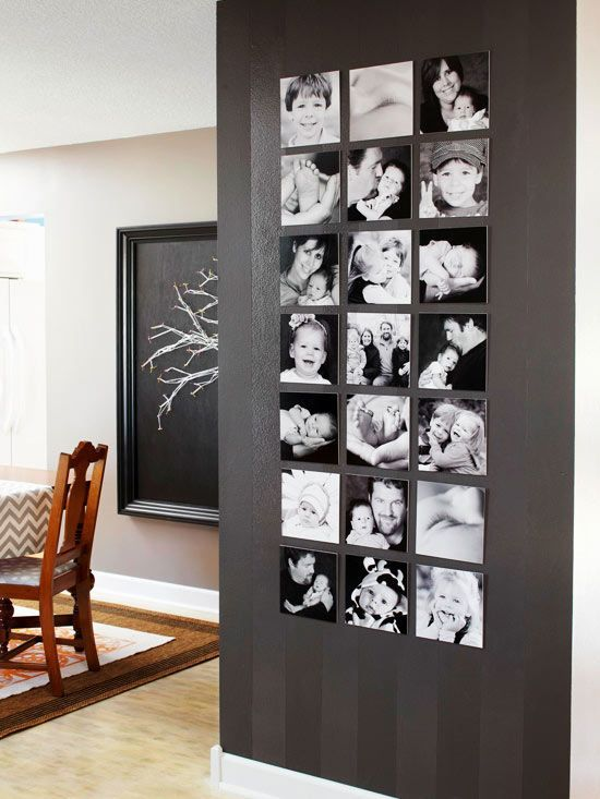 45 Creative DIY Photo Display Wall Art Ideas Homesthetics.net (11)