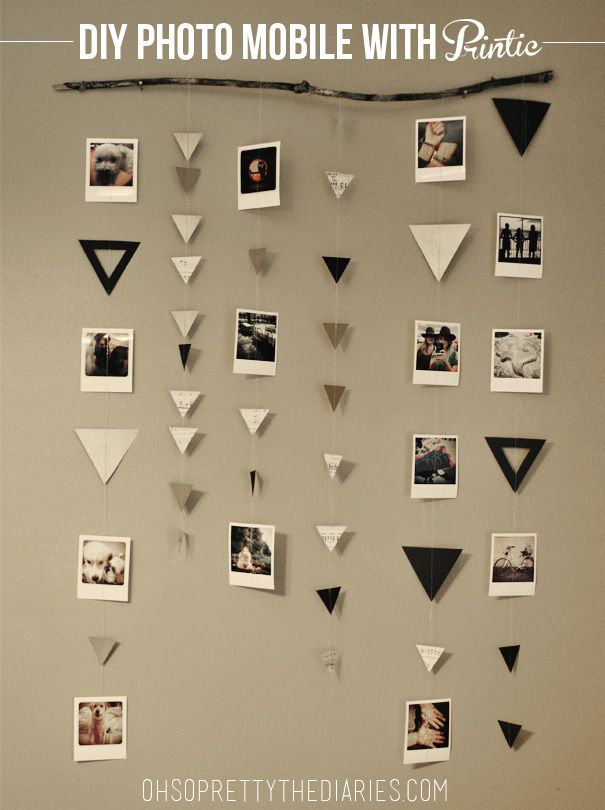 45 Creative DIY Photo Display Wall Art Ideas Homesthetics.net (3)