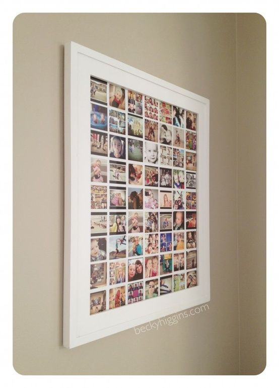 45 Creative DIY Photo Display Wall Art Ideas-homesthetics.net (5) : display wall art - www.pureclipart.com