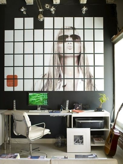45 Creative DIY Photo Display Wall Art Ideas Homesthetics.net (7) Part 29