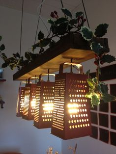 54+ Ideas on How to Creatively Recycle Old Items In Superb DIY Projects homesthetics decor (15)