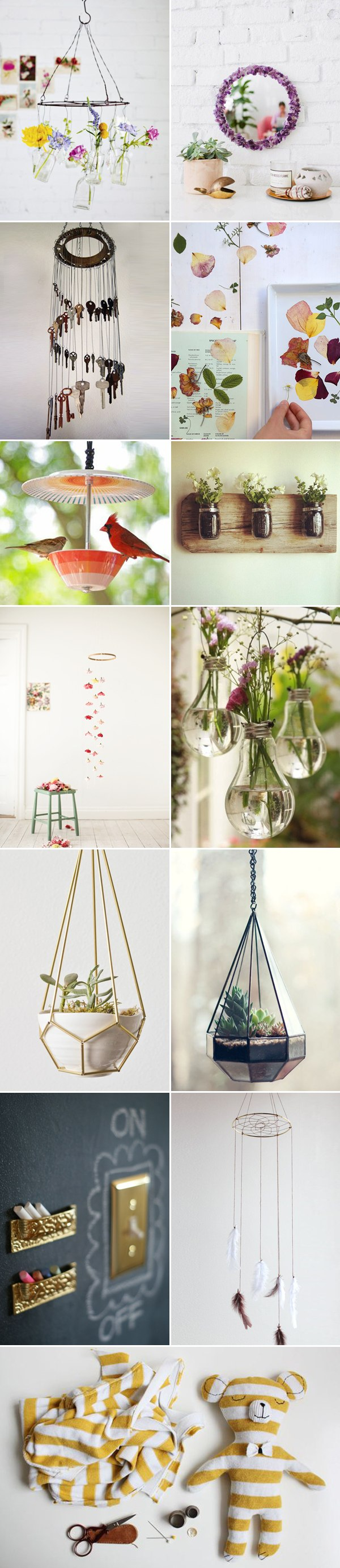 54+ Ideas on How to Creatively Recycle Old Items In Superb DIY Projects