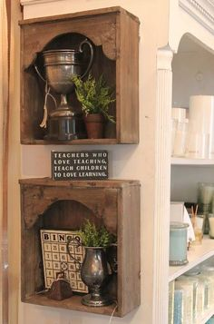 54+ Ideas on How to Creatively Recycle Old Items In Superb DIY Projects homesthetics decor (3)